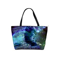 Catch A Falling Star Large Shoulder Bag by icarusismartdesigns
