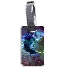 Catch A Falling Star Luggage Tag (one Side) by icarusismartdesigns