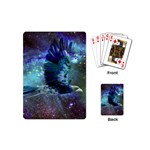 Catch A Falling Star Playing Cards (Mini) Back