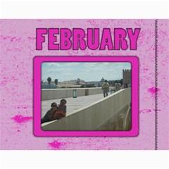 Calendar 2015 By Carmensita   Wall Calendar 11  X 8 5  (12 Months)   X3pwiqdpf5h2   Www Artscow Com Month