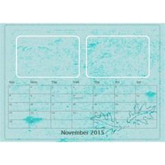 My Calendar 2015 By Carmensita   Desktop Calendar 8 5  X 6    3gaim71cnzpv   Www Artscow Com Nov 2015
