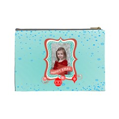 Xmas By Xmas   Cosmetic Bag (large)   Gf178ko7ihur   Www Artscow Com Back