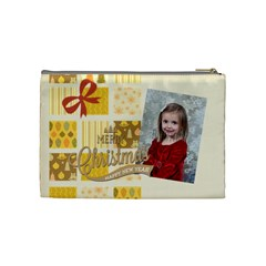 Xmas By Xmas   Cosmetic Bag (medium)   1w00yacv7mv4   Www Artscow Com Back