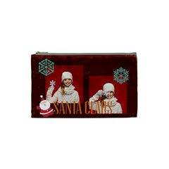 Xmas By Xmas   Cosmetic Bag (small)   B0j34c96k333   Www Artscow Com Front