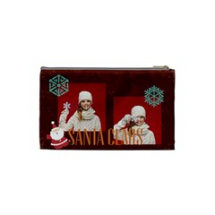 Xmas By Xmas   Cosmetic Bag (small)   B0j34c96k333   Www Artscow Com Back