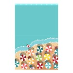 summer - Shower Curtain 48  x 72  (Small)