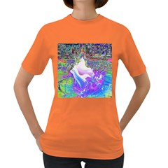 Splash1 Women s T Shirt (colored) by icarusismartdesigns