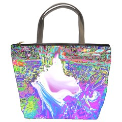 Splash1 Bucket Handbag by icarusismartdesigns