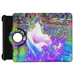 Splash1 Kindle Fire Hd Flip 360 Case by icarusismartdesigns