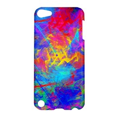 Colour Chaos  Apple Ipod Touch 5 Hardshell Case by icarusismartdesigns