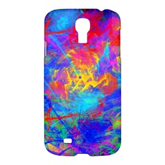 Colour Chaos  Samsung Galaxy S4 I9500/i9505 Hardshell Case by icarusismartdesigns