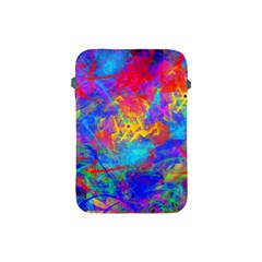 Colour Chaos  Apple Ipad Mini Protective Sleeve by icarusismartdesigns