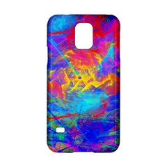 Colour Chaos  Samsung Galaxy S5 Hardshell Case  by icarusismartdesigns