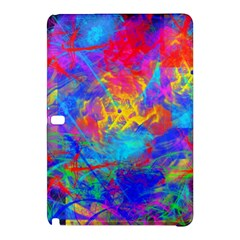 Colour Chaos  Samsung Galaxy Tab Pro 12 2 Hardshell Case by icarusismartdesigns