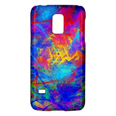 Colour Chaos  Samsung Galaxy S5 Mini Hardshell Case  by icarusismartdesigns