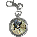 doberman pinscher Key Chain Watch