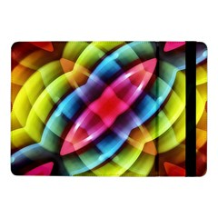 Multicolored Abstract Pattern Print Samsung Galaxy Tab Pro 10 1  Flip Case by dflcprints