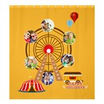 kids - Shower Curtain 66  x 72  (Large)