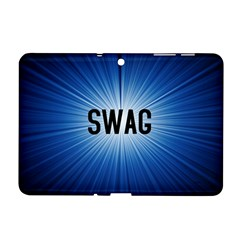 Swag Samsung Galaxy Tab 2 (10 1 ) P5100 Hardshell Case  by centralcharms1