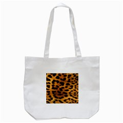 Leopardprint Tote Bag (white)