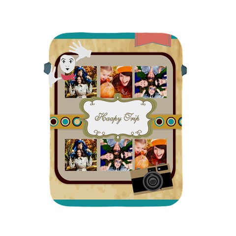 Travel By Travel   Apple Ipad 2/3/4 Protective Soft Case   0mf91r0xeqow   Www Artscow Com Front