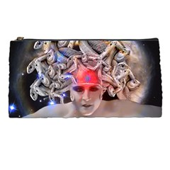 Medusa Pencil Case by icarusismartdesigns