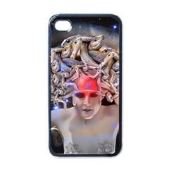 Medusa Apple Iphone 4 Case (black) by icarusismartdesigns