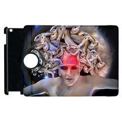 Medusa Apple Ipad 3/4 Flip 360 Case by icarusismartdesigns