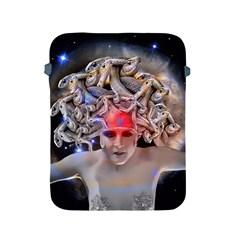Medusa Apple Ipad Protective Sleeve by icarusismartdesigns
