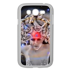 Medusa Samsung Galaxy Grand Duos I9082 Case (white) by icarusismartdesigns