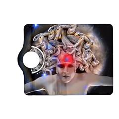 Medusa Kindle Fire Hd (2013) Flip 360 Case by icarusismartdesigns