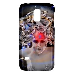 Medusa Samsung Galaxy S5 Mini Hardshell Case  by icarusismartdesigns