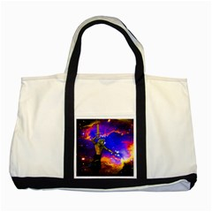 Star Fighter Two Toned Tote Bag by icarusismartdesigns