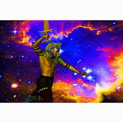 Star Fighter Canvas 12  X 18  (unframed) by icarusismartdesigns