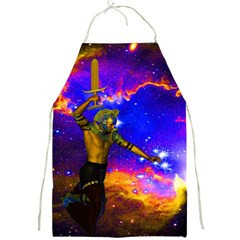 Star Fighter Apron by icarusismartdesigns