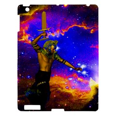 Star Fighter Apple Ipad 3/4 Hardshell Case by icarusismartdesigns