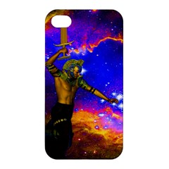 Star Fighter Apple Iphone 4/4s Premium Hardshell Case by icarusismartdesigns