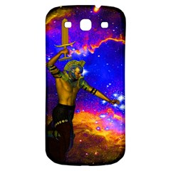 Star Fighter Samsung Galaxy S3 S Iii Classic Hardshell Back Case by icarusismartdesigns