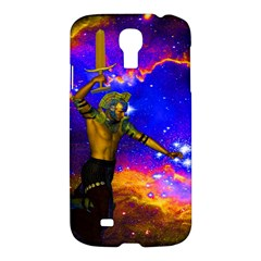 Star Fighter Samsung Galaxy S4 I9500/i9505 Hardshell Case by icarusismartdesigns