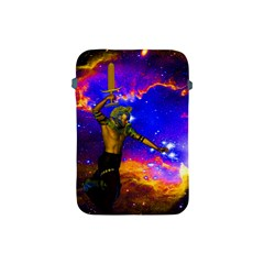 Star Fighter Apple Ipad Mini Protective Sleeve by icarusismartdesigns