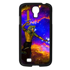 Star Fighter Samsung Galaxy S4 I9500/ I9505 Case (black) by icarusismartdesigns