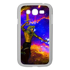 Star Fighter Samsung Galaxy Grand Duos I9082 Case (white) by icarusismartdesigns
