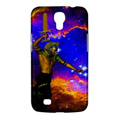 Star Fighter Samsung Galaxy Mega 6 3  I9200 Hardshell Case by icarusismartdesigns