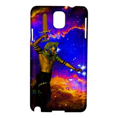 Star Fighter Samsung Galaxy Note 3 N9005 Hardshell Case by icarusismartdesigns