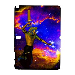 Star Fighter Samsung Galaxy Note 10.1 (P600) Hardshell Case by icarusismartdesigns