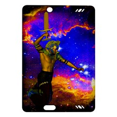 Star Fighter Kindle Fire Hd (2013) Hardshell Case by icarusismartdesigns
