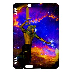 Star Fighter Kindle Fire Hdx Hardshell Case by icarusismartdesigns