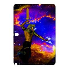 Star Fighter Samsung Galaxy Tab Pro 12 2 Hardshell Case by icarusismartdesigns