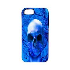 Alien Blue Apple Iphone 5 Classic Hardshell Case (pc+silicone) by icarusismartdesigns