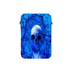Alien Blue Apple Ipad Mini Protective Sleeve by icarusismartdesigns